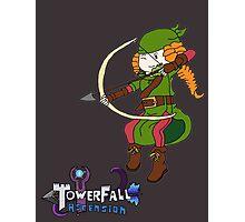 Towerfall Ascension - Vigilante Thief Photographic Print