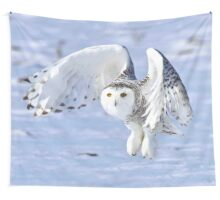 Her power takes flight Wall Tapestry
