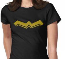 Wonder Girl Womens Fitted T-Shirt