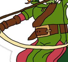 Towerfall Ascension - Vigilante Thief Sticker