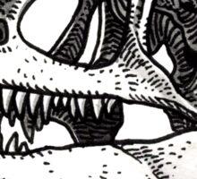 Allosaurus Sticker