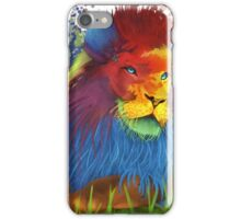 Lion I iPhone Case/Skin