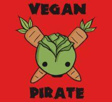 Vegan Pirate by reloveplanet