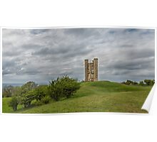 Broadway Tower, Worcestershire, UK Poster