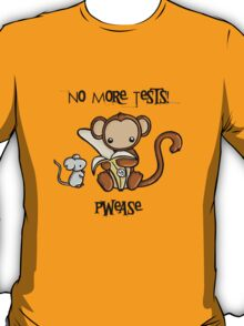 No More Animal Testing T-Shirt
