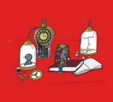Clockwork Doll One Piece - Short Sleeve