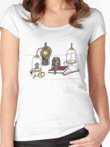 Clockwork Doll Women's Fitted Scoop T-Shirt