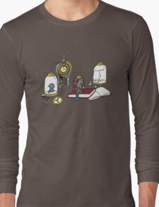 Clockwork Doll Long Sleeve T-Shirt