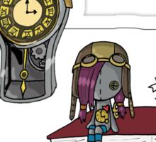 Clockwork Doll Sticker