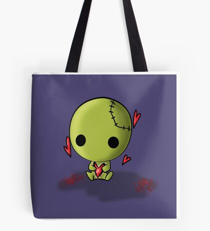 Cute little Zombie Tote Bag