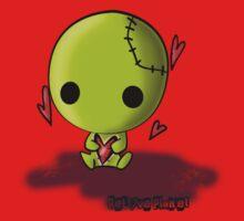 Cute little Zombie Kids Tee
