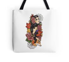 Fox Lady Tote Bag