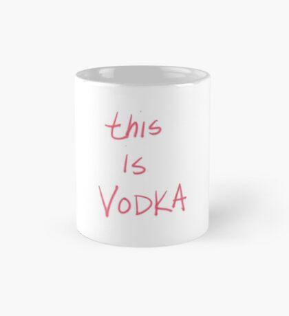 Vodka Mug Mug