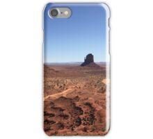 Monument Valley Landscape iPhone Case/Skin