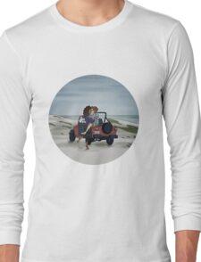San Junipero - Round Long Sleeve T-Shirt