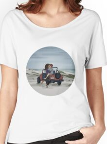San Junipero - Round Women's Relaxed Fit T-Shirt