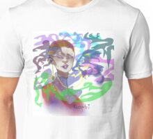 Beautiful Goddess Woman  Unisex T-Shirt