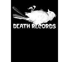 Death Records - Phantom of the Paradise Photographic Print
