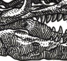 Dromaeosaurus Sticker