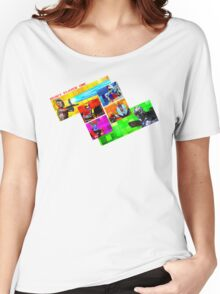 Welcome to Castle Anorak Women's Relaxed Fit T-Shirt
