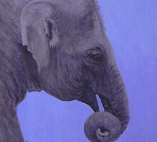The Curled Trunk by Margaret Saheed