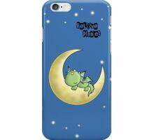 Sleepy Dragon  iPhone Case/Skin