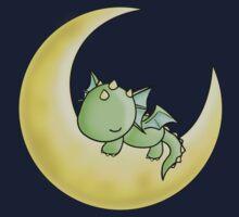 Sleepy Dragon  Kids Tee
