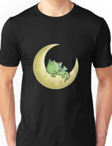 Sleepy Dragon  Unisex T-Shirt