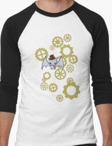 SteamPunk Bat Men's Baseball ¾ T-Shirt