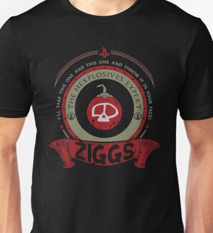 Ziggs - The Hexplosive Expert Unisex T-Shirt