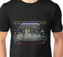 Elements of Drama Infographic Poster Unisex T-Shirt