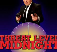 Threat Level Midnight- The Office Sticker