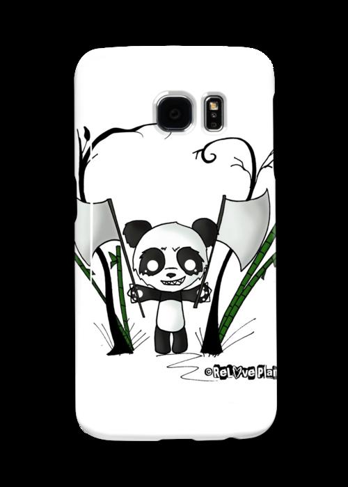 Killer Panda by Bianca Loran