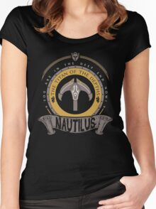 Nautilus - The Titan of the Depths Women's Fitted Scoop T-Shirt