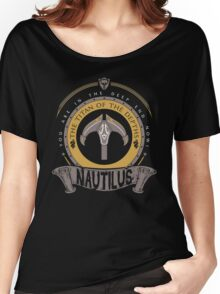 Nautilus - The Titan of the Depths Women's Relaxed Fit T-Shirt