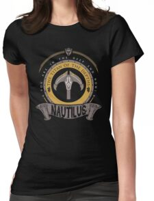 Nautilus - The Titan of the Depths Womens Fitted T-Shirt