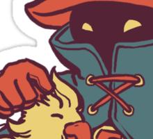 Gentle Friends Sticker