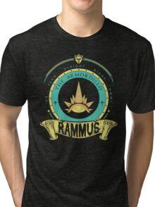 Rammus - The Armordillo Tri-blend T-Shirt