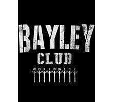 Bayley Club Photographic Print