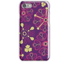 Holiday Design Challenge: Romantikk Floral #giftoriginal iPhone Case/Skin