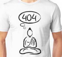 Buddha meditation 404 Unisex T-Shirt