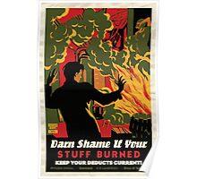 Darn Shame… Poster