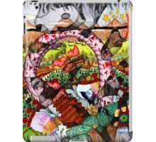 Landscapes of life are vast and free so you can choose what you want to see iPad Case/Skin