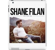 Shane Filan - You and Me iPad Case/Skin