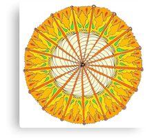 Mandala: Prime Mover Canvas Print