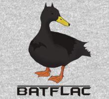 Batflac One Piece - Short Sleeve