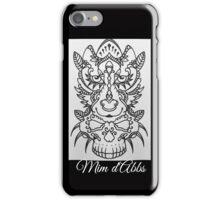 Skull Totem iPhone Case/Skin