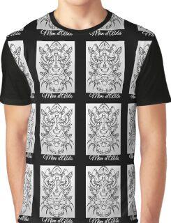 Skull Totem Graphic T-Shirt