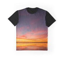 Dawn's Mirror Image | Orient, New York Graphic T-Shirt