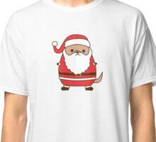 Cute Christmas Santa Pupsheen Classic T-Shirt